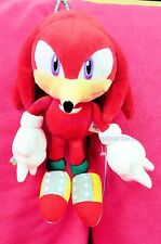 20cm Sonic the Hedgehog Plush Doll - Knuckles the Hedgehog Stuffed Toy 2012'