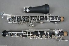 Professional advanced C key full automatic composite wood oboe