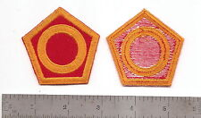 #124  US ARMY 50TH GHOST DIVISION  PATCH