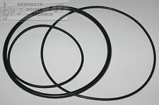 Set Cinghia GRUNDIG TK 46 STEREO rubber Drive Belt Kit