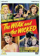 The Weak and the Wicked - DVD NEW & SEALED - Glynis Johns, Diana Dors,