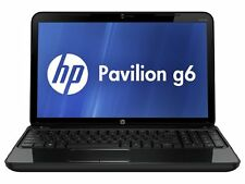 "NEW HP Pavilion  Laptop G-6 AMD A6-4400M 2.7GHz 750GB 4GB 15.6""  WITH DVD"
