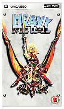 Heavy Metal [UMD Mini for PSP], Good DVD, , Gerald Potterton