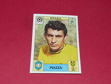 34 PIAZZA 1970 MEXICO 70 BRESIL FOOTBALL PANINI WORLD CUP STORY 1990 SONRIC'S