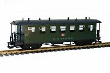 Train Passenger car,Arched roof,green,TB,Stainless steel wheel sets,G Scale,