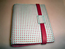 FILOFAX  Pocket Mode Organizer, türkies/rosa kariert