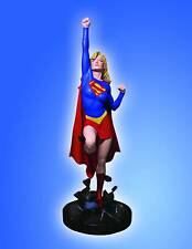 SUPERGIRL STATUE 1ST EDITION COVER GIRLS OF THE DC UNIVERSE (FACTORY SEALED)