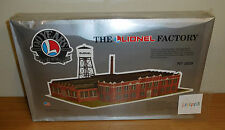 KORBER MODELS LIONEL #1928 FACTORY BUILDING KIT TRAIN LAYOUT ACCESSORY O SCALE