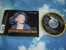 MUSIC AND MYSTERY FEATURING GWEN McCRAE UK CD SINGLE ANYTHING YOU WANT MIXES
