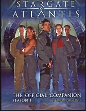Stargate Atlantis: The Official Companion Season 1-ExLibrary
