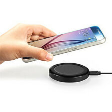 Wireless Charger PowerPort Qi Wireless Charging Pad Station Dock for Cellphone