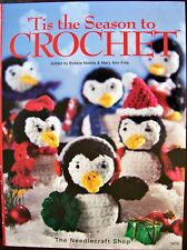 TIS The SEASON To CROCHET Project Pattern Book New OOP