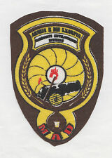 BOSNIA ARMY -  5th MIXED ARTILLERY SQUADRON , RARE TYPE  war time patch