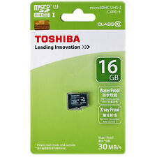 16GB CLASS 10 MICRO-SD MEMORY CARD FOR SAMSUNG GALAXY S5 & S5 MINI MOBILE PHONE