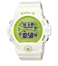 Casio Baby-G * BG6903-7 Green White Resin Runners 60Lap Ivanandsophia COD PayPal
