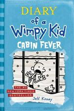 Cabin Fever (Diary of a Wimpy Kid, Book 6)  (NoDust)