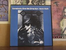 KEVIN ROTH, SOMEBODY GIVE ME DIRECTION - FOLKWAYS LP