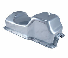 1983-1995 Ford Mustang 5.0 V8 302 Rear Sump 5 Quart Chrome Plated Engine Oil Pan