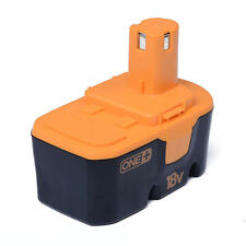 18V 2.0Ah Replacement Battery For Ryobi ONE+ 130224028 130255004 P100 18 Volt