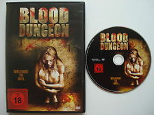 BLOOD DUNGEON - Welcome To Hell ...  __  DVD FSK 18