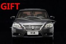 Car Model Nissan SYLPHY Bluebird 1:18 (Gray) + SMALL GIFT!!!!!!!!!!!