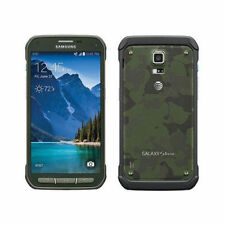 Samsung Galaxy S5 Active SM-G870A 16GB Green AT&T UNLOCKED Android Smartphone
