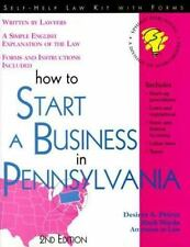 How to Start a Business in Pennsylvania: With Forms