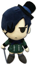 "BRAND NEW Official Black Butler: Ciel 10"" Plush Doll Toy (GE-8955) NWT In Stock"