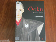 VIZ ENGLISH MANGA OOKU THE INNER CHAMBERS VOLUME 1 FUMI YOSHINAGA