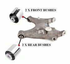 FIT TO BMW E53 X5 REAR LH/RH AXLE SWING LOWER TRAILING ARM BUSHES SET KIT X1