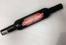 "CHERRY BOMB EXHAUST 3"" SMALL CASE (CB3/2) REDUCER END BLACK"