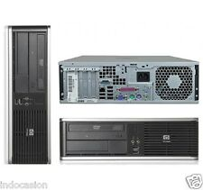 HP DC7800 SFF Ordenador PC HP Sobremesa 160 Gb HDD 4 Gb RAM Core 2 Duo 2.33GHZ