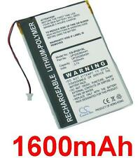 Batterie 1600mAh type P325385A4H Pour Apple iPod 1st generation (32GB)