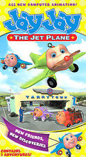 Jay Jay the Jet Plane - New Friends, New Discoveries (VHS, 2002)
