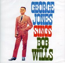 GEORGE JONES - SINGS BOB WILLS (NEW SEALED CD)