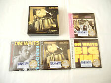 Tom Waits JAPAN 4 titles Mini LP SHM-CD SS + PROMO BOX SET