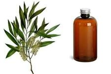 8 OZ Tea Tree Essential Oil 100% PURE Uncut FREE SHIPPING USA