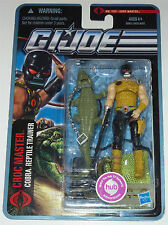 G.I.JOE 2011 PURSUIT OF COBRA CROC MASTER MOC NEU & OVP GI JOE VERY RARE