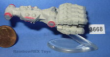 Star Wars Micro Machines REBEL BLOCKADE RUNNER with stand