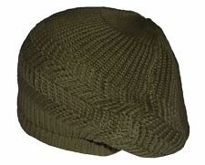 MM Men's Cotton Beret Cap Hat Olive Green
