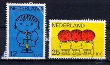 Niederlande_1969 Mi.Nr. 928-931 Kinderwohlfahrt Voor het Kind