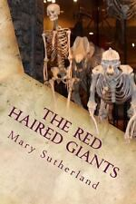 The Red-Haired Giants : Atlantis in North America (2014, Paperback)