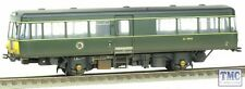 11087511 Heljan OO/HO Gauge Park Royal Railbus SC79974 BR Green Weathered by TMC