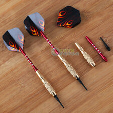3X 18 Grams Of Pure High-Grade Electronic Dart Plastic Head Safety Soft Darts