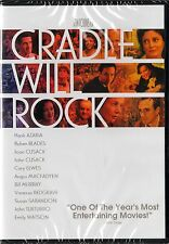 Cradle Will Rock (DVD, 2000) R Rated John Cusack, Bill Murray, Susan Sarandon