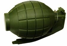 Plastic Toy Hand Grenade With Sound Combat Force Kids Play Fancy Dress Fun