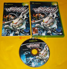 WHIPLASH XBOX 1 Versione Ufficiale Italiana ○○○○○ COMPLETO