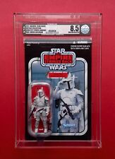 Star Wars Vintage Collection 2011..Vc61 Prototype Boba Fett..AFA Graded U 8.5