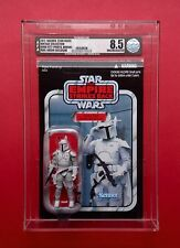 Star wars vintage collection 2011.. vc61 prototype boba fett.. AFA classés U 8.5
