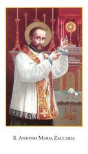 "Andachtsbild Heiligenbild Gebetbild Holy card ""H3943"" S. Antonio Maria Zaccaria"